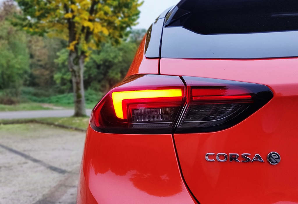 Opel Corsa-e / AutoGids 2020