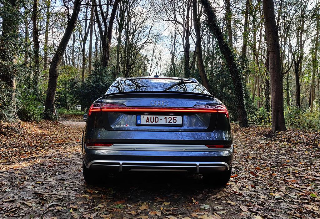 Test Audi E-Tron S Sportback - AutoWereld 2020 (Klaas Janssens)