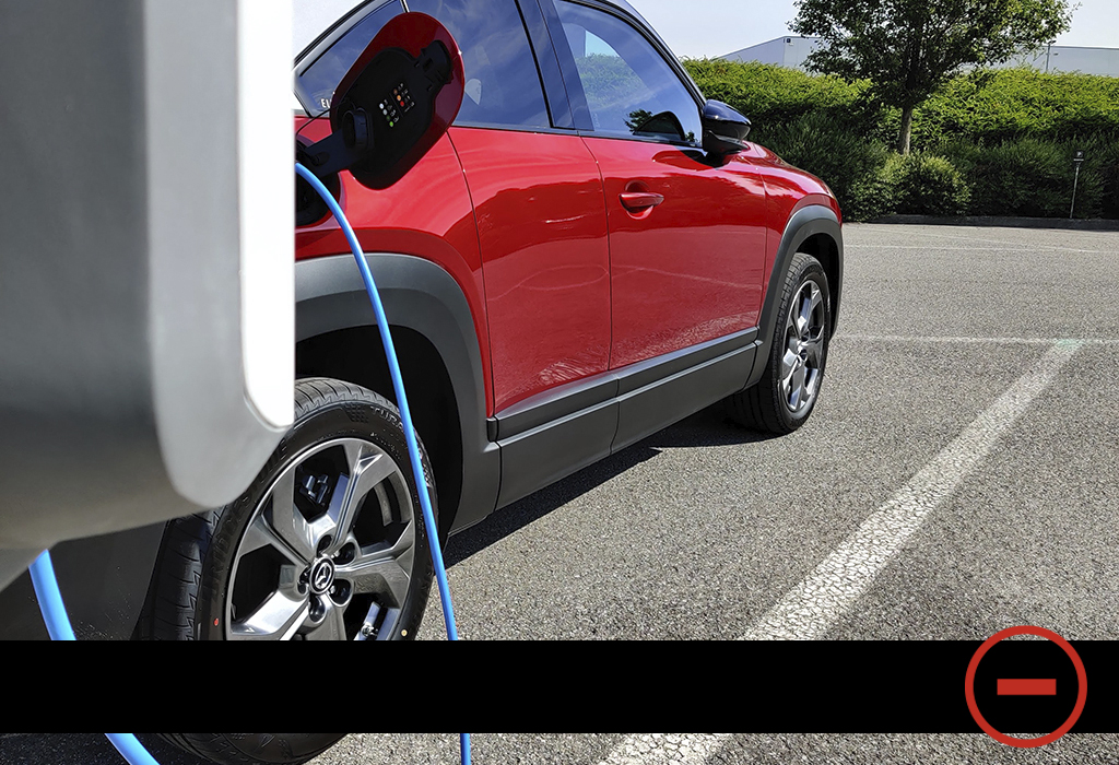 Test Mazda MX-30 Electric - Le Moniteur Automobile (Klaas Janssens)