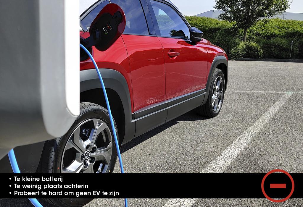 Test Mazda MX-30 Electric - AutoGids (Klaas Janssens)