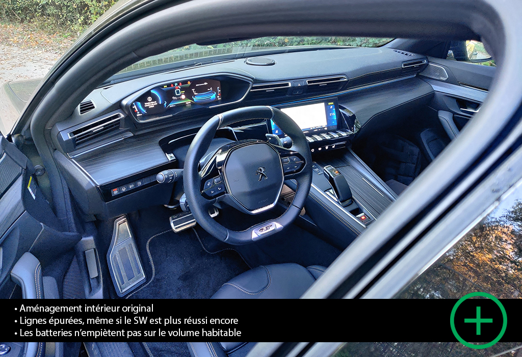 Test Peugeot 508 Hybrid (AutoGids 2020/Klaas Janssens)