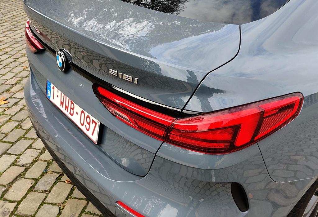 Test BMW 218i Gran Coupé - AutoWereld 2010 (Klaas Janssens)