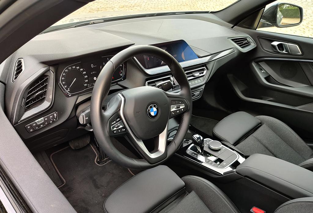 Test BMW 218i Gran Coupé - AutoWereld 2020 (Klaas Janssens)