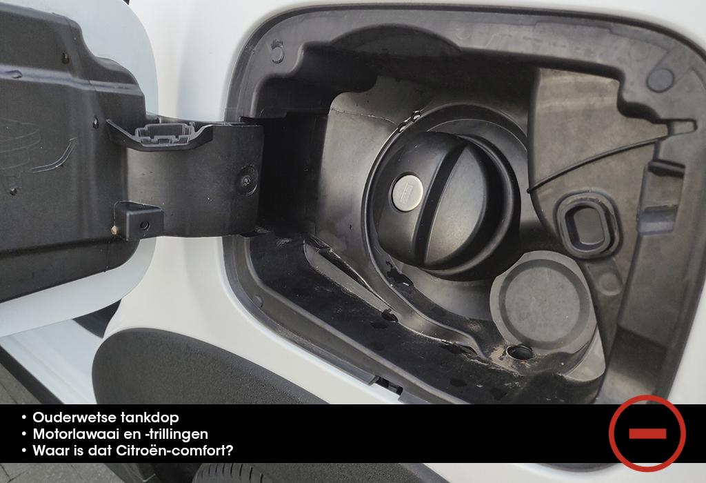 Test Citroën C3 facelift (2020) - AutoGids