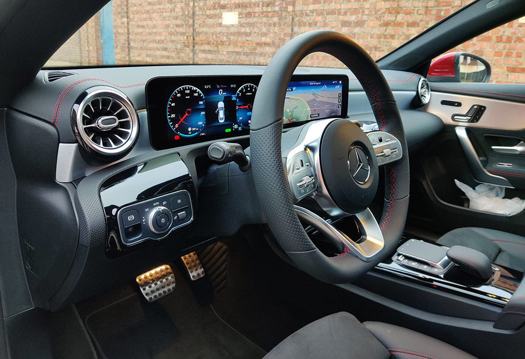 2020 Mercedes CLA 250 e PHEV - AutoGids