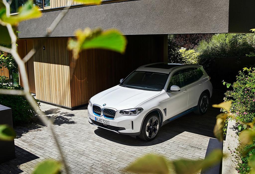 Test BMW iX3 - AutoWereld 2020