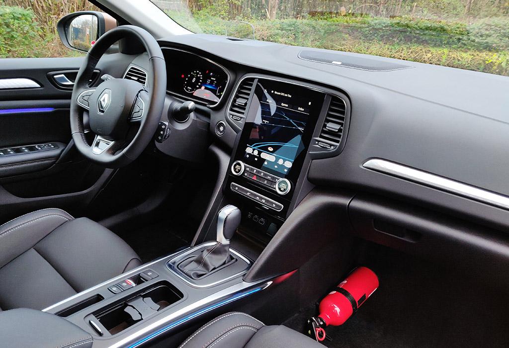 Renault Mégane facelift 2020 - AutoGids