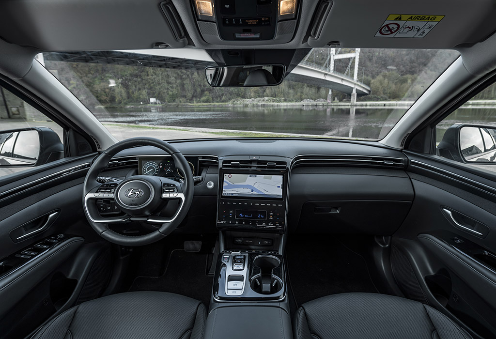 Test Hyundai Tucson - AutoWereld 2020