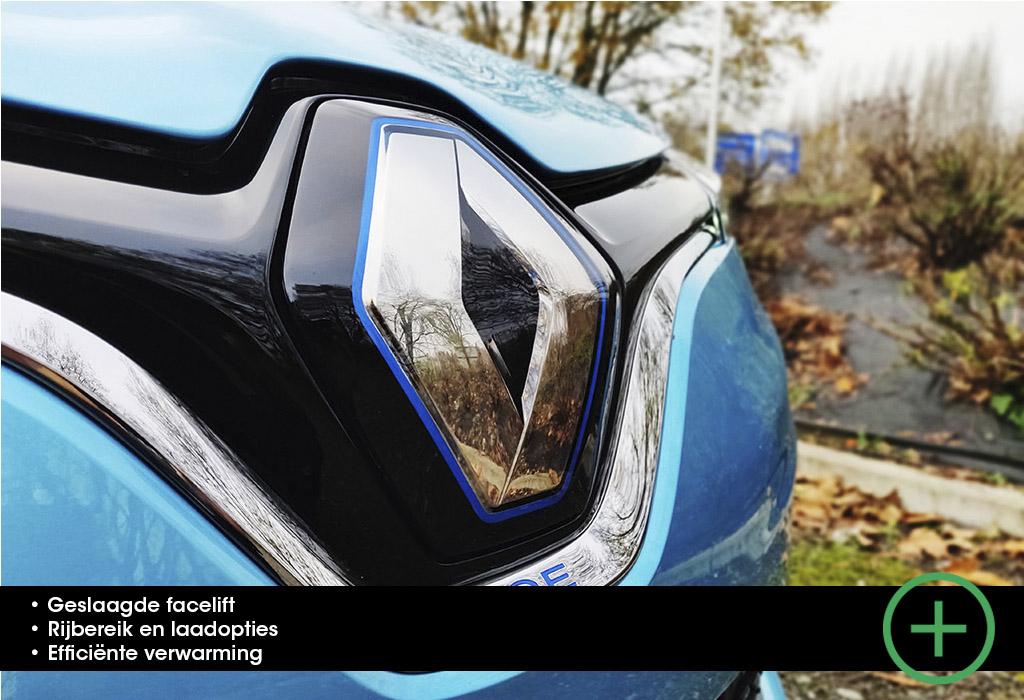 Renault Zoé R135 ZE50 - AutoGids