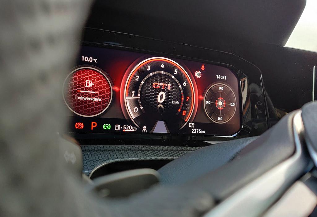 Test VW Golf GTI - AutoWereld 2020 (KJ)