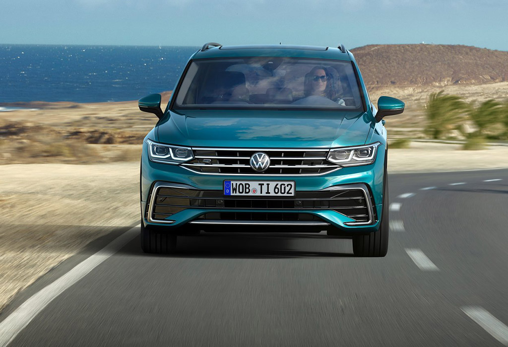 VW Tiguan Facelift - AutoGids 2020