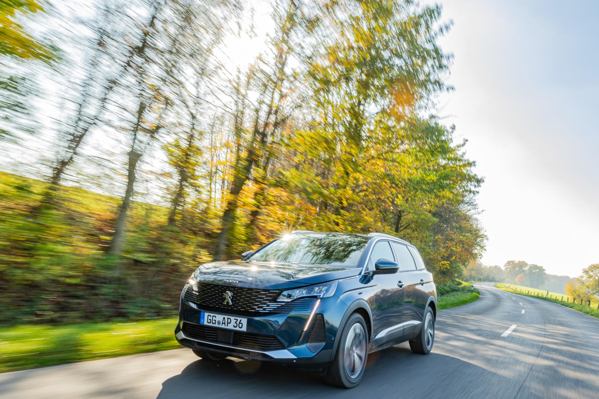 Peugeot 5008 2.0 BlueHDi (2021)