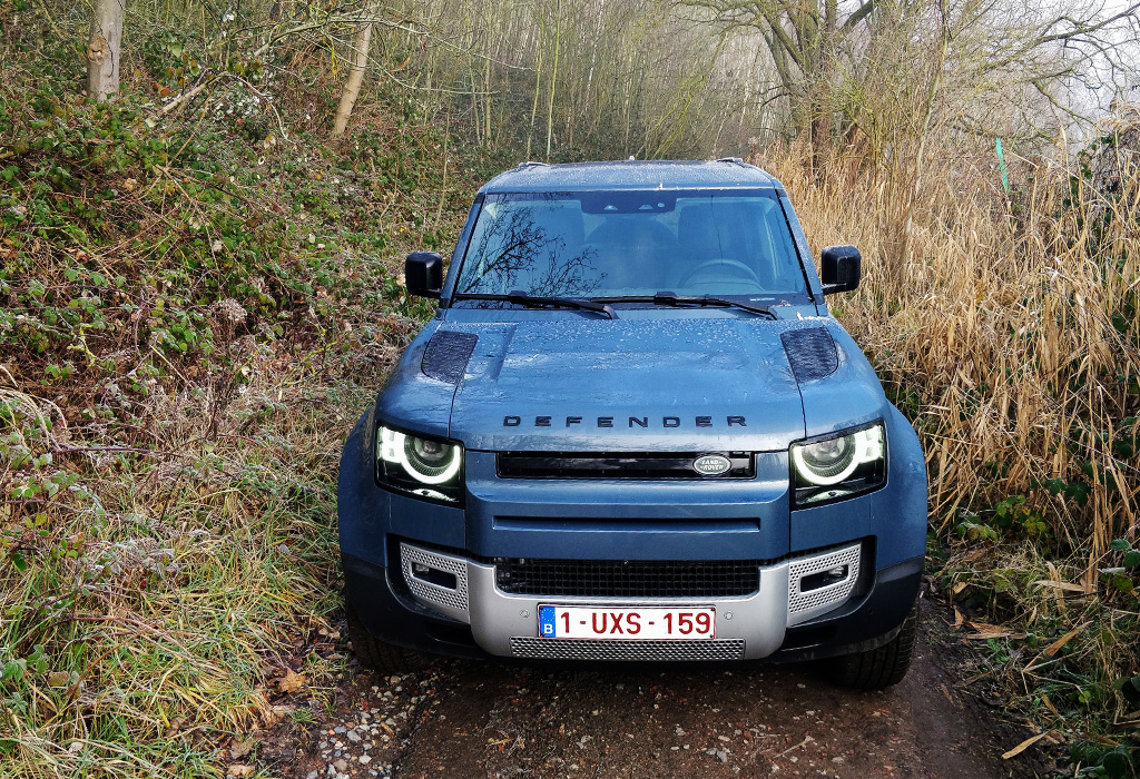 Test Land Rover Defender 110 - Moniteur Automobile 2021