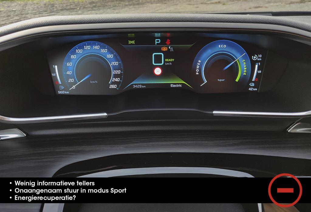 Test Peugeot 508 SW Hybrid - Autogids 2021