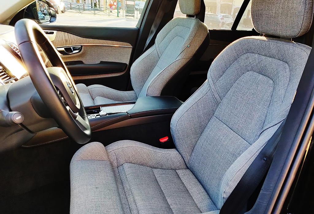 Test Volvo XC90 B5 Hybrid Diesel - AutoGids 2021