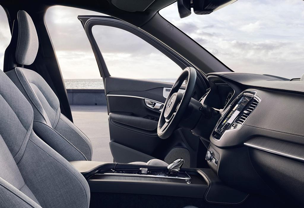 Test Volvo XC90 B5 Hybrid Diesel - AutoWereld 2021