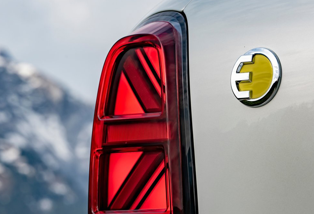 Test Mini Countryman Cooper SE - AutoGids 2021