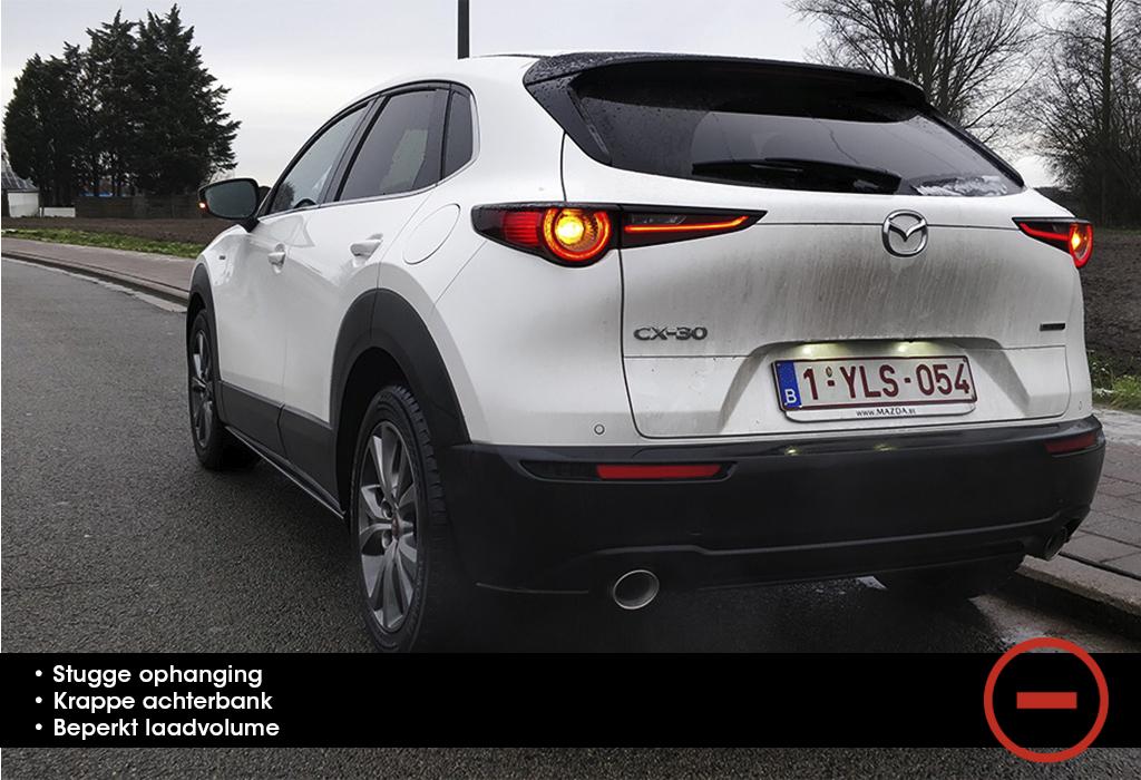 Test Mazda CX30 - AutoGids 2021
