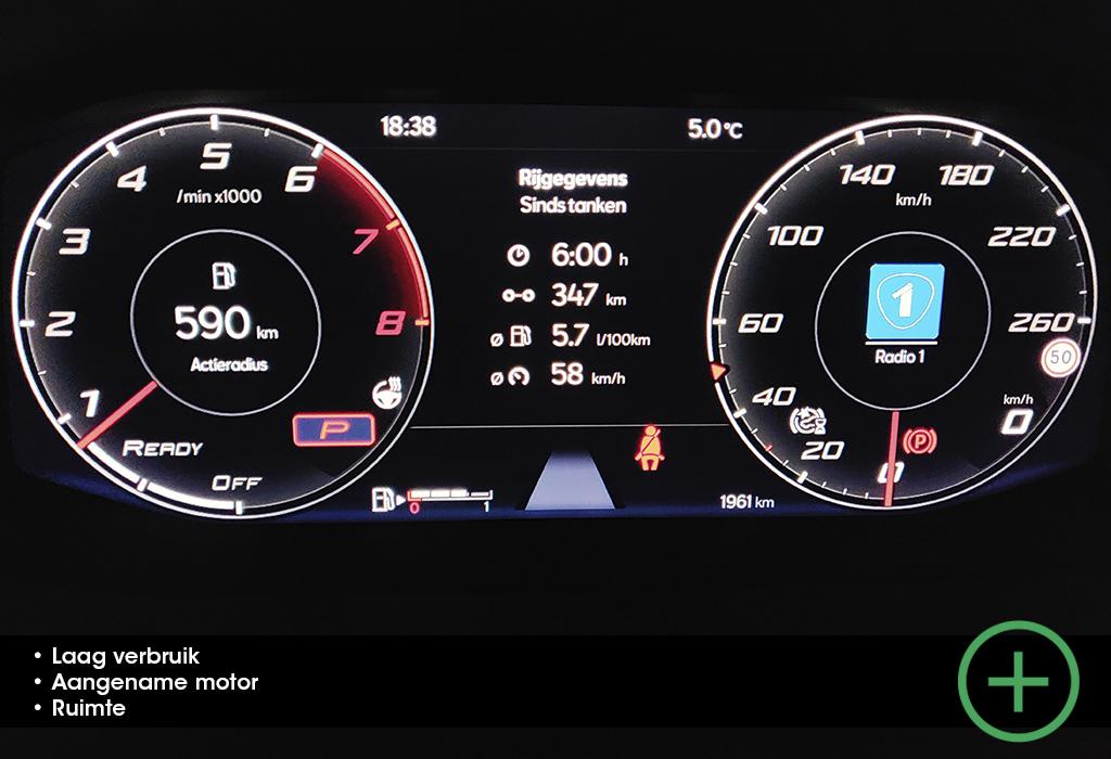 Test Seat Leon Break - AutoGids