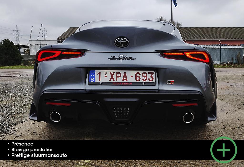 test Toyota GR Supra 2.0 - AutoGids