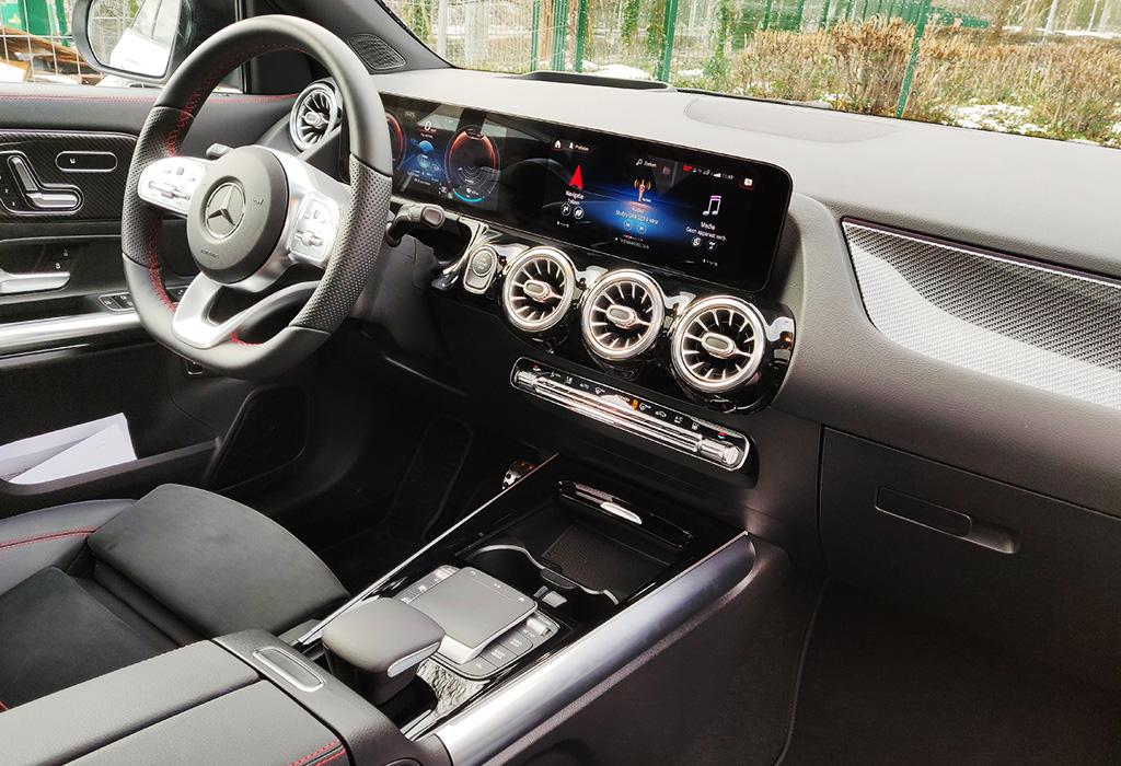 Test Mercedes GLB 250 e - AutoGids 2021