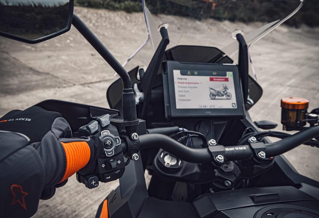 KTM 1290 Super Adventure (2021)