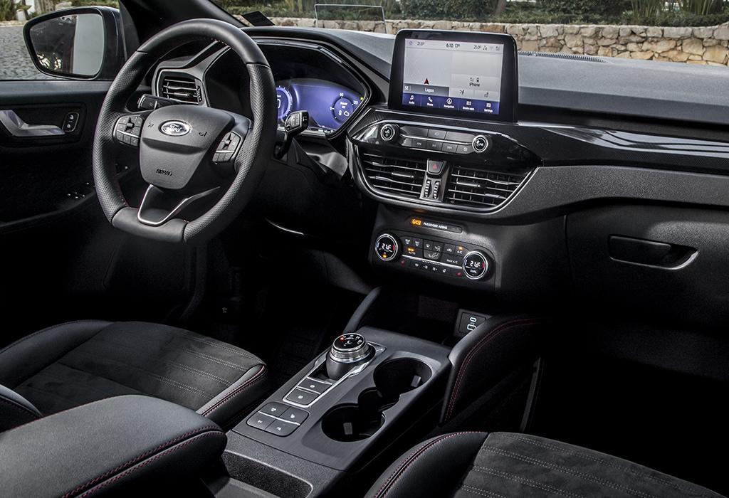2021 Ford Kuga 2.5i FHEV - AutoGids