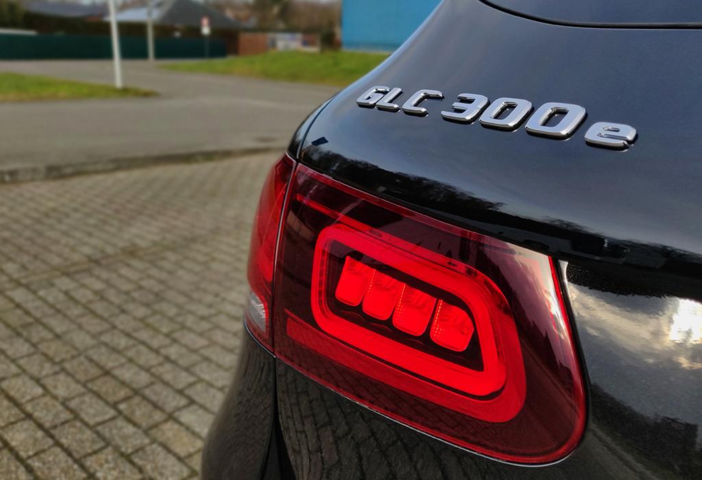 Test Mercedes GLC 300e - AutoWereld 2021