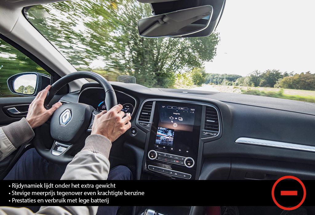 Test Renault Mégane E-Tech - AutoGids 2021