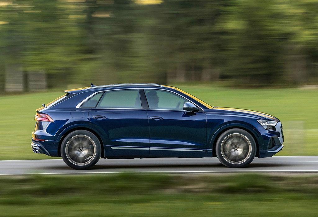 Test Audi SQ8 TFSI quattro - AutoGids 2021