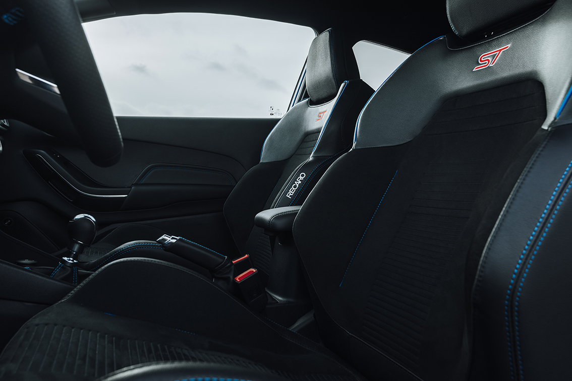 Test 2021 Ford Fiesta ST Edition - Review AutoWereld
