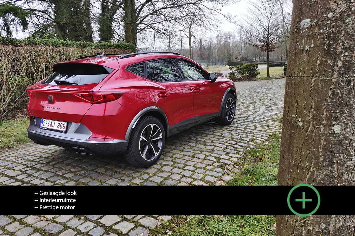 Test 2021 Cupra Formentor - Review AutoGids
