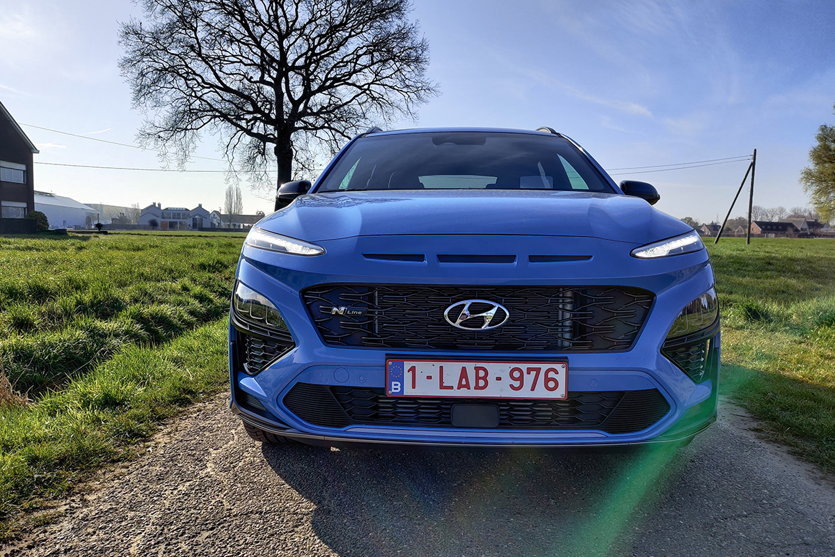 Test 2021 Hyundai Kona N Line - Review AutoGids