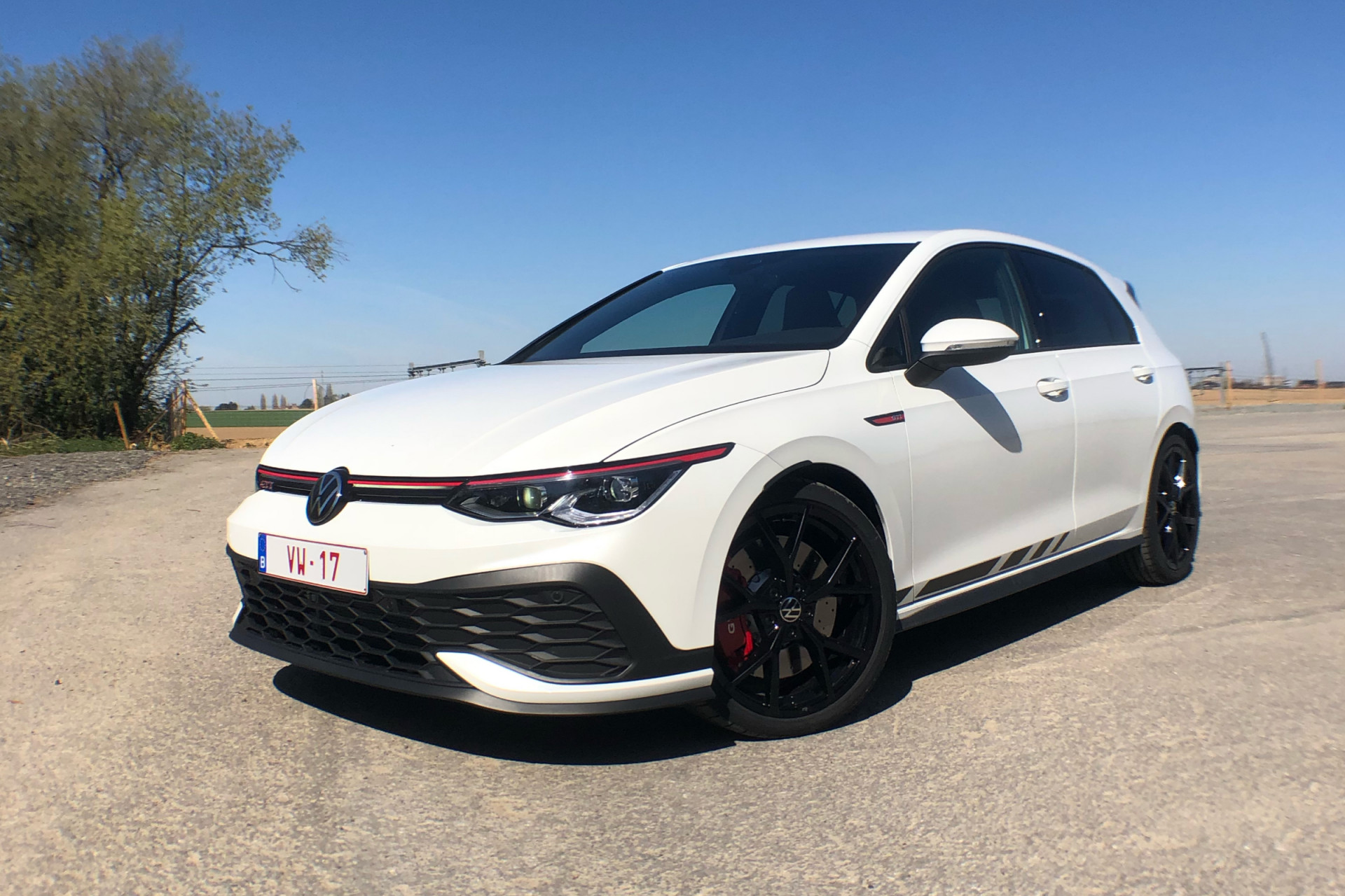 Test 2021 VW Golf GTI Clubsport - Review AutoWereld