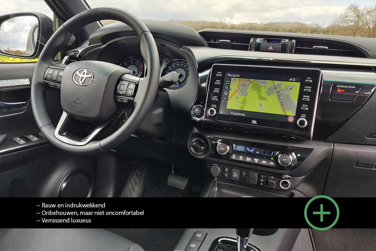 Test 2021 Toyota Hilux - Review AutoGids