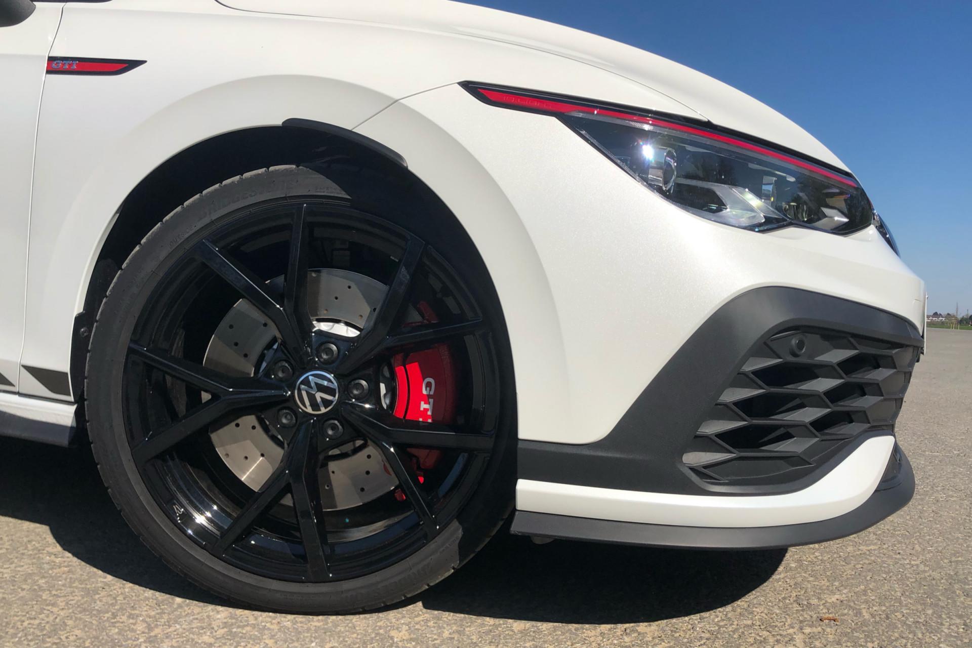Essai 2021 VW Golf GTI Clubsport - Test Moniteur Automobile