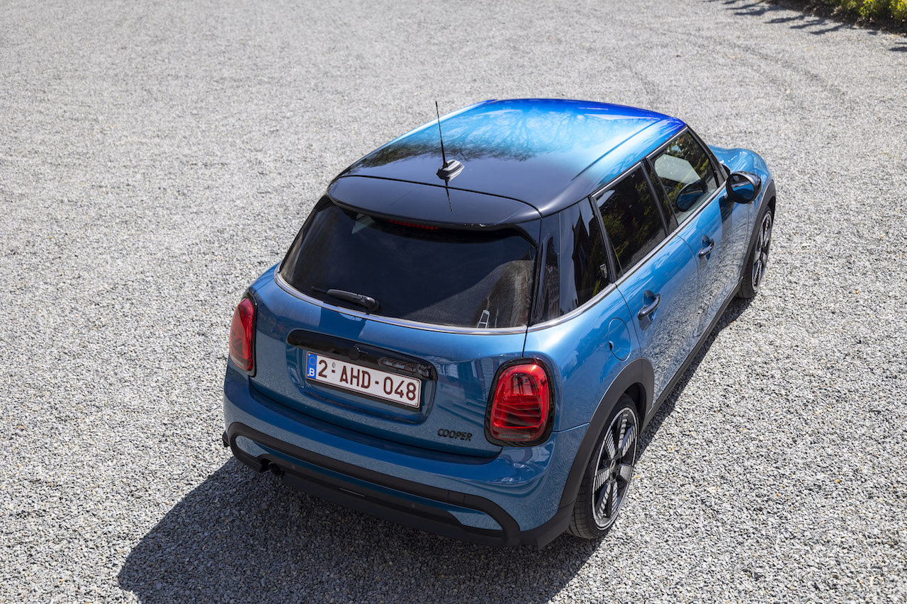 Test Mini Cooper facelift - AutoGids 2021