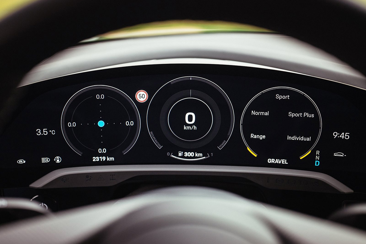 Test 2021 Porsche Taycan Cross Turismo Turbo S - Review AutoWereld