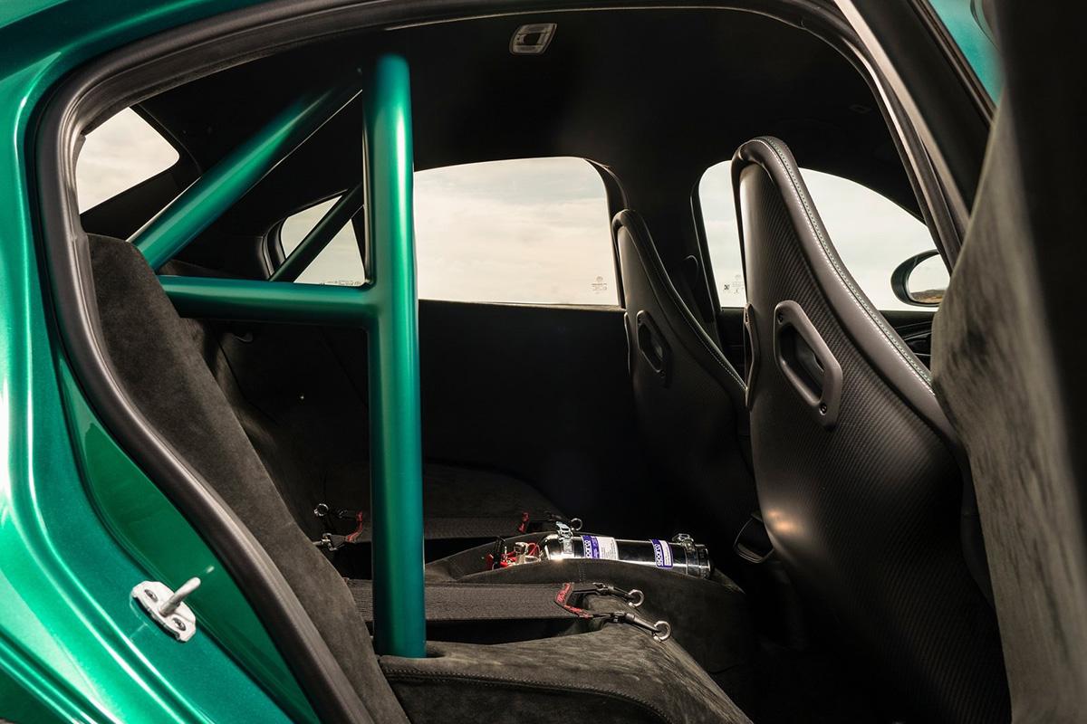 Test 2021 Alfa Romeo Giulia GTAm - Review AutoWereld