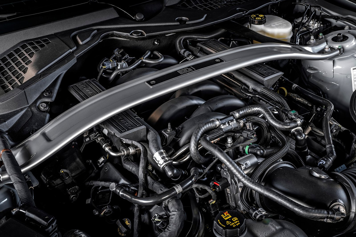 Test 2021 Ford Mustang Mach 1 - Review AutoGids