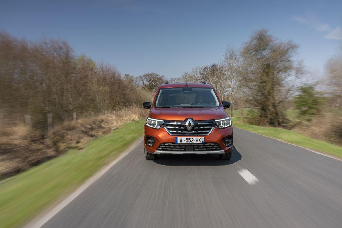 Test 2021 Renault Kangoo - Review AutoGids