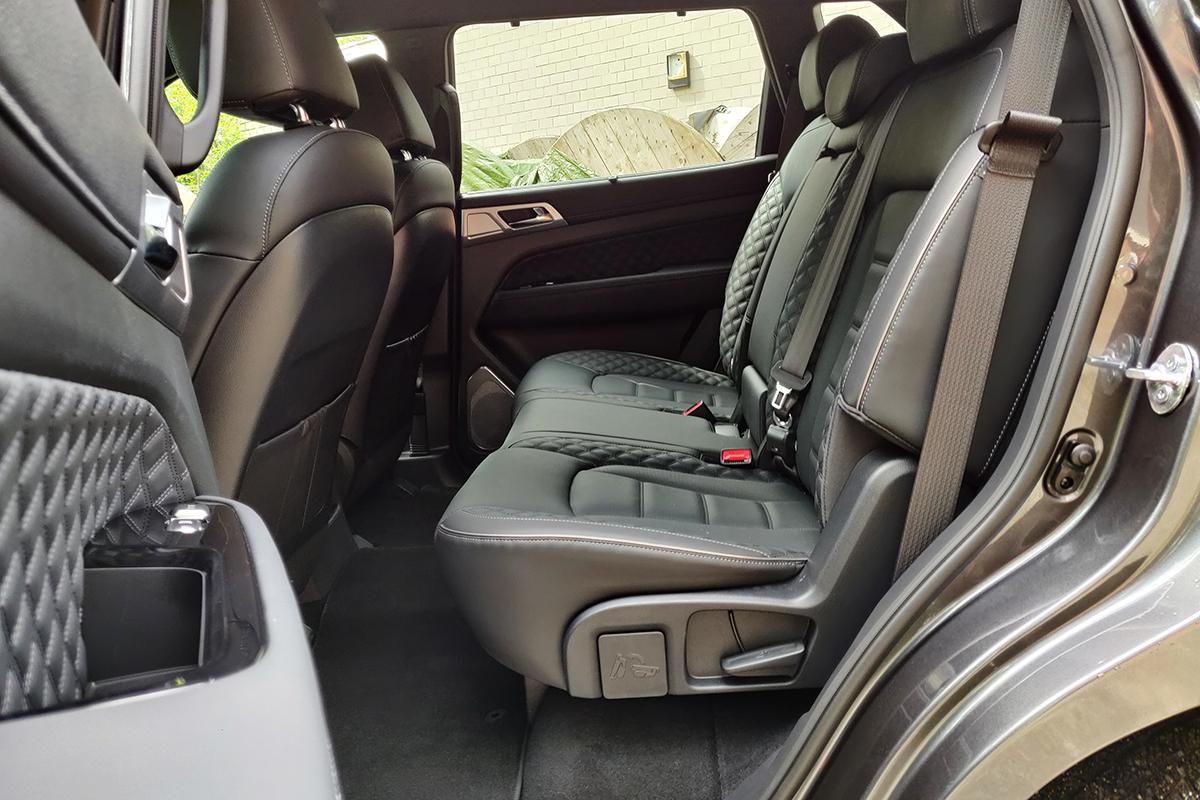 Test 2021 Ssangyong Rexton Facelift - Review AutoGids