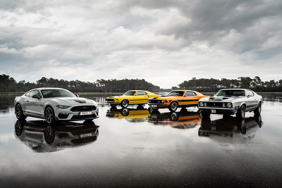 Test 2021 Ford Mustang Mach 1 - Review AutoWereld