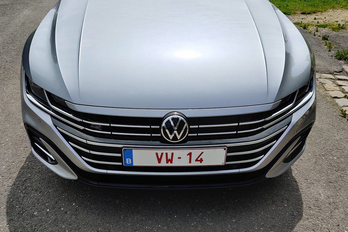 Test 2021 VW Arteon eHybrid Shooting Brake - Review AutoWereld