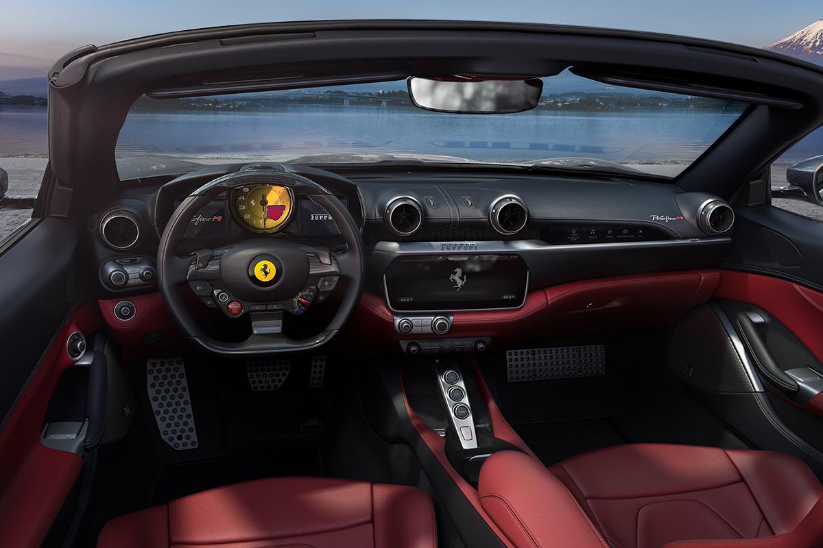 Test 2021 Ferrari Portofino M - Review AutoWereld