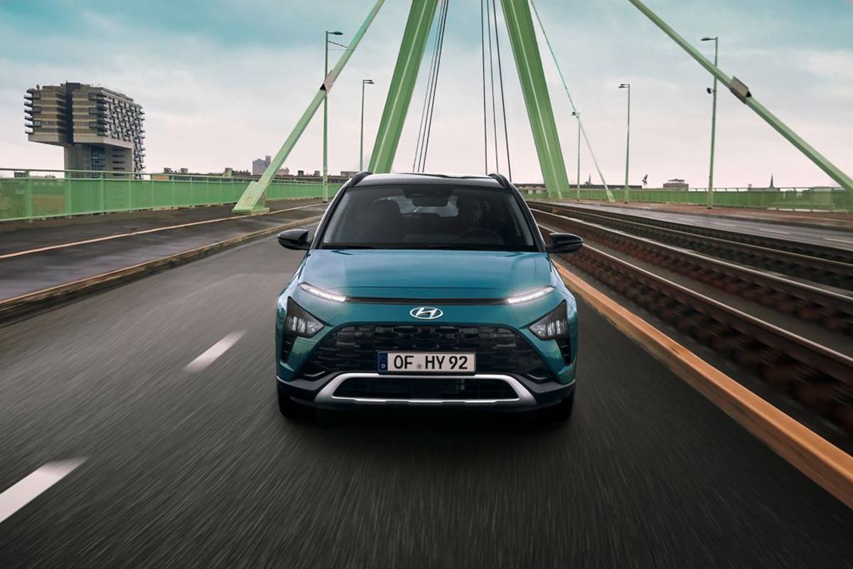 Test 2021 Hyundai Bayon - Review AutoGids