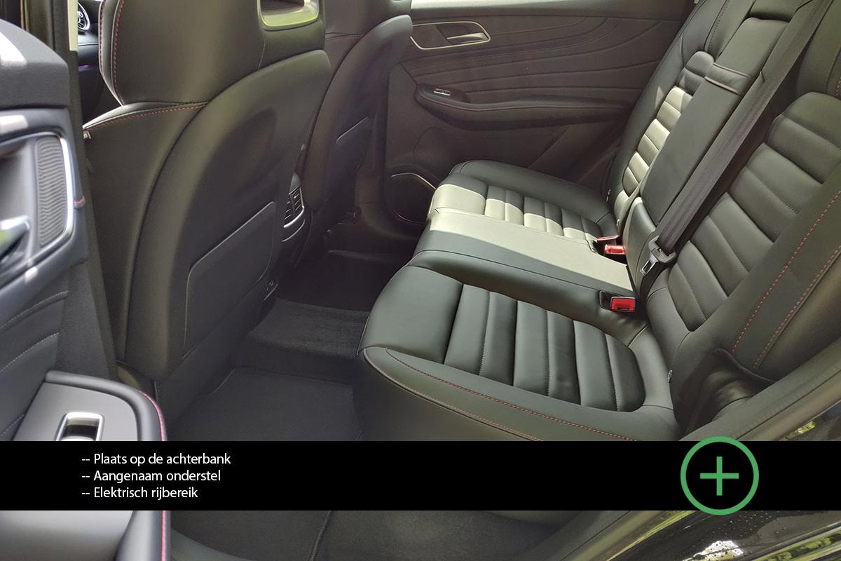 Test 2021 MG EHS - Review AutoGids
