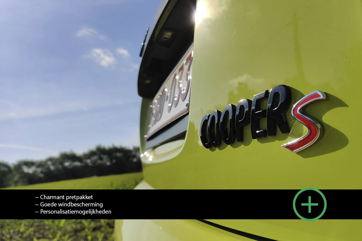 Test 2021 Mini Cooper S Cabrio JCW - Review AutoGids