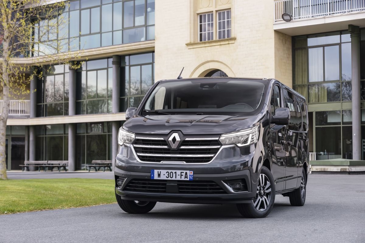 Renault Trafic SpaceClass 2021
