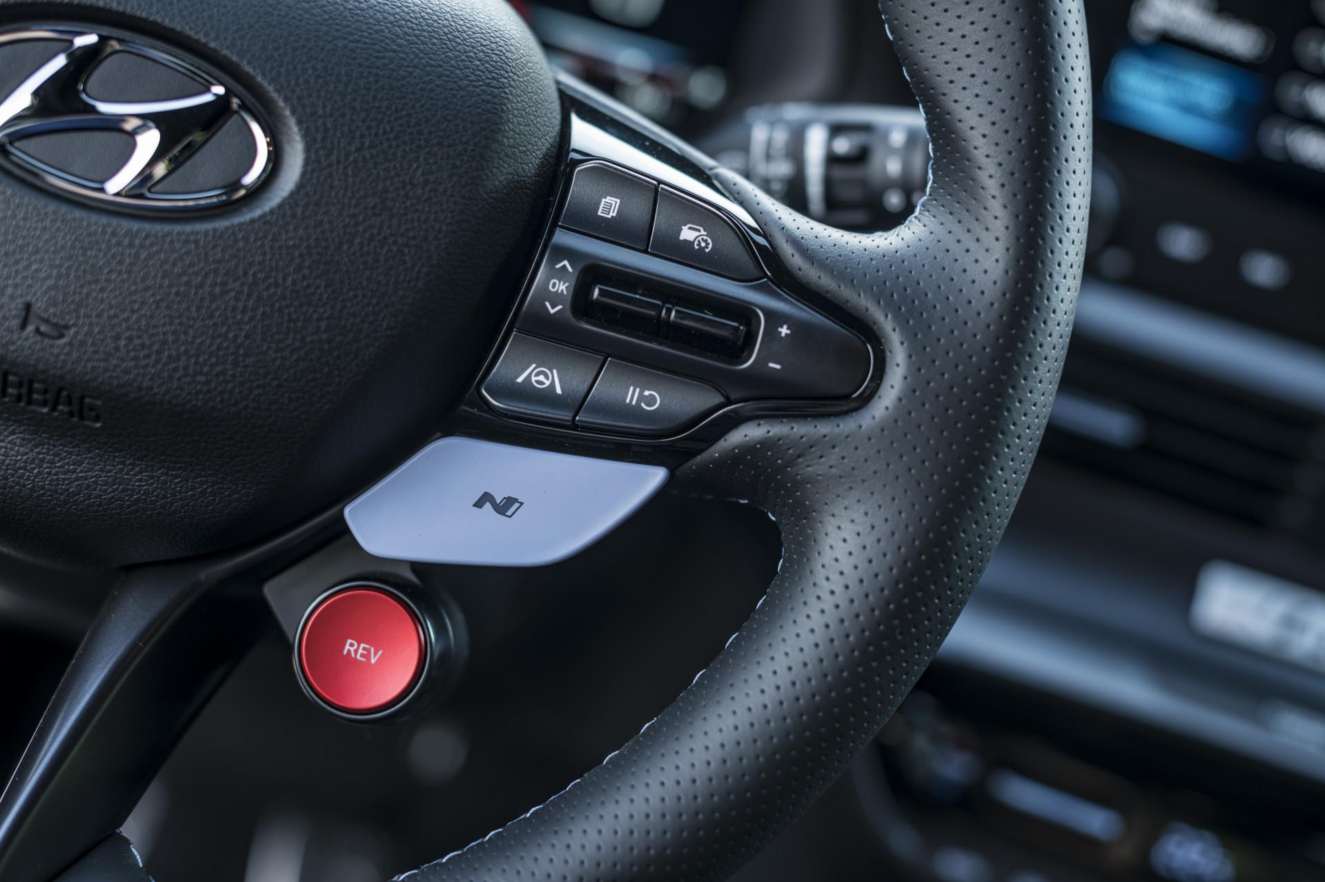 Test 2021 Hyundai i20 N - Review AutoWereld